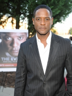 "Blair Underwood attends a special advance screening of ""The Event"" premiere episode, in his hometown of Petersburg, VA, on September  18, 2010"