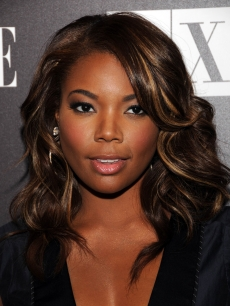 Gabrielle Union attends &#8220;Disco Glam&#8221; at A|X Robertson Store on May 25, 2010 in Los Angeles