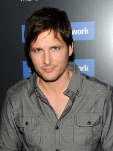 "Peter Facinelli attends Columbia Pictures' and The Cinema Society's screening of ""The Social Network"" at the School of Visual Arts Theater, NYC, September 29, 2010"