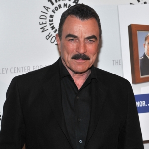 Tom Selleck At 'Blue Bloods' Premiere, New York