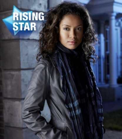 "Rising Star Gugu Mbatha-Raw as Samantha Bloom on ""Undercovers"""