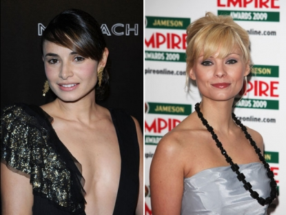 Mia Maestro and MyAnna Buring