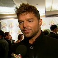 Ricky Martin chats with Access Hollywood