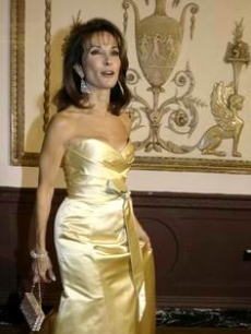Susan Lucci is inducted into the Broacasting & Cable Hall of Fame, NYC