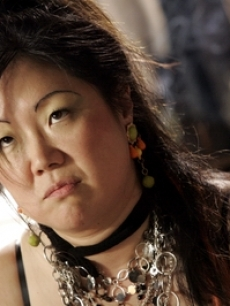 Margaret Cho guest stars in the SciFi mini series