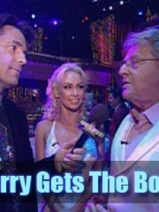 jerry springer dancing with stars FLASH