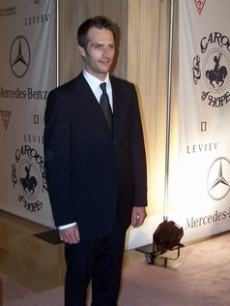 Of course Michael Vartan is stylish. He's French!