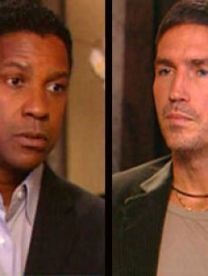 denzel washington and jim caviezel
