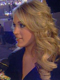 Carrie Underwood inteviewed by Access