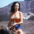 "Lynda Carter as ""Wonder Woman,"" circa 1975"