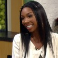 Brandy visits Access Hollywood Live