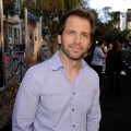 "Director Zack Snyder arrives at the premiere of ""Legend of The Guardians: The Owls of Ga'Hoole"" at the Chinese Theater on September 19, 2010 in Los Angeles"