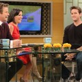&#8220;The Social Network&#8221; star Armie Hammer chats with Billy Bush and Kit Hoover on Access Hollywood Live on October 7, 2010