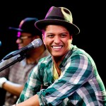 Bruno Mars performs at radio station Q102's Studio Q Philadelphia, PA, on September 25, 2010