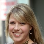Jodie Sweetin arrives at the RADD launch of their Designated Driver Rewards Program, Los Angeles, October 14, 2010