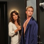 "Cobie Smulders and Neil Patrick Harris on ""How I Met Your Mother,"" 2010"