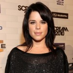 "Neve Campbell arrives at Spike TV's ""Scream 2010"" at The Greek Theatre, Los Angeles, October 16, 2010"