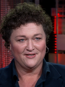 Dot-Marie Jones On Joining &#8216;Glee&#8217; - &#8216;The Part Was Written For Me!&#8217;