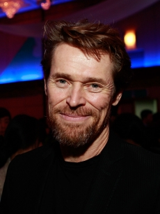 Willem Dafoe attends the opening party of the 15th Pusan International Film Festival in Busan, South Korea, on October 7, 2010