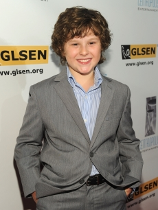 Nolan Gould arrives to the 6th Annual GLSEN Respect Awards at the Beverly Hills Hotel in Beverly Hills on October 8, 2010