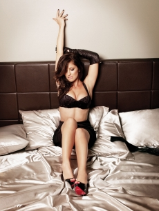 Minka Kelly in the November 2010 issue of Esquire