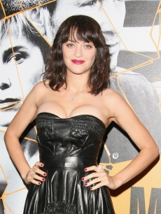 "Marion Cotillard attends the ""Les Petits Mouchoirs"" Paris premiere at Cinema UGC Normandie, Paris, France, October 14, 2010"