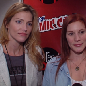Tricia Helfer & Katee Sackhoff Get Their Motors Running For A Good Cause