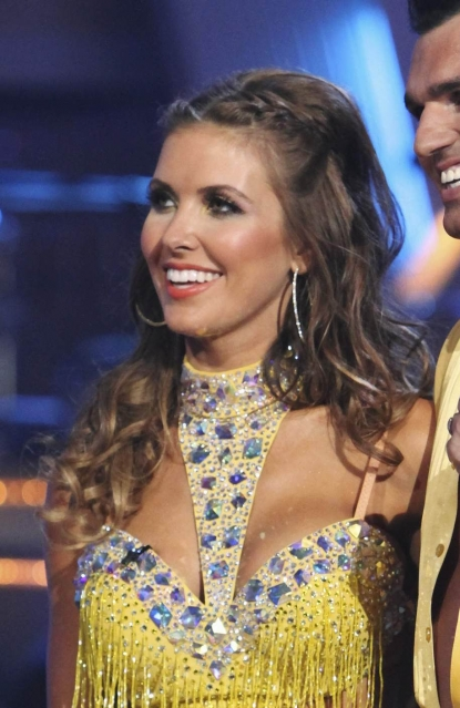 "Audrina Patridge on ""Dancing with the Stars"""