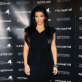 Kim Kardashian promotes the Ultimate Engagement Ring Search for The World's Best Couple contest at Brasserie Ruhlmann, NYC, October 18, 2010