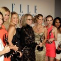 Sofia Coppola, Gwyneth Paltrow, Kate Hudson, Diane Keaton, Adam Shankman, Hilary Swank, Diane Kruger, Kerry Washington and Jessica Chastain are seen at ELLE's 17th Annual Women in Hollywood Tribute at The Four Seasons Hotel in Beverly Hills, California on October 18, 2010