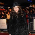 "The original ""Girl with the Dragon Tattoo,"" Noomi Rapace, attends the premiere of ""Black Swan,"" London, Oct. 22, 2010"