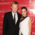 Paul Bettany and Jennifer Connelly attend the 27th Annual Night of Stars at Cipriani, Wall Street, NYC, October 28, 2010