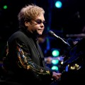 Sir Elton John performs as part of BBC Radio 2's Electric Proms at The Roundhouse, London, October 28, 2010