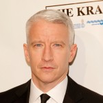 Anderson Cooper attends the 9th Annual Elton John AIDS Foundation's An Enduring Vision benefit at Cipriani, Wall Street on October 18, 2010