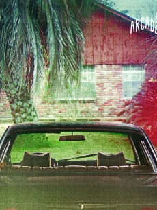"Album art from Arcade Fire's third studio album, ""The Suburbs"""