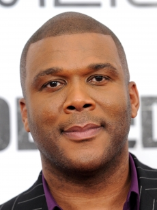 "Tyler Perry attends the premiere of ""For Colored Girls"" at Ziegfeld Theatre, NYC, October 25, 2010"
