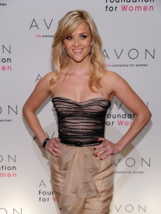 Honorary Chair of the Avon Foundation for Women Reese Witherspoon attends the 10th Anniversary Avon Foundation for Women Gala Celebrating Champions Who Change Women&#8217;s Lives at Cipriani 42nd, NYC, October 26, 2010 