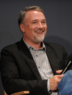 "David Fincher at the Apple Store Soho Presents Meet The Filmmakers: ""The Social Network"" event on September 23, 2010"