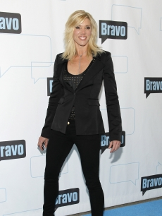 "Jackie Warner of ""Thintervention"" attends Bravo's 2010 Upfront Party at Skylight Studio on March 10, 2010 in New York City"