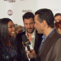 Brandy & Maks Are 'Ecstatic' For Their 'Dancing' Performance (November 1, 2010)