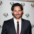 Joe Manganiello poses during the arrivals for the 26th Annual Casting Society of America Artios Awards at the Hyatt Regency Century Plaza Hotel in Century City, California on November 1, 2010