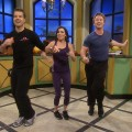 Access Hollywood Live: Louis Van Amstel's 'Dancing' Exercise Routine