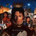 "The cover for ""Michael,"" the new album from Sony of Michael Jackson music, Nov. 2010"