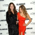 Julia Roberts and Fergie attend the 20th annual Women of the Year awards at Carnegie Hall, NYC, November 8, 2010