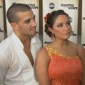 'Dancing' Drama: Bristol Palin & Mark Ballas React To Maks & Carrie Ann's Fight (November 9, 2010)
