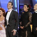 Anna Trebunskaya, Kurt Warner, Bristol Palin and Mark Ballas