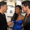 Did Maksim Chmerkovskiy Make Up With Carrie Ann Inaba? (November 9, 2010)