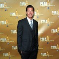 Ty Pennington attends the 44th Annual CMA Awards at the Bridgestone Arena in Nashville, Tennessee, on November 10, 2010
