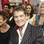 "David Hasselhoff takes a seat for ""Dancing's"" 200th episode, Nov. 1, 2010"