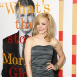 "Rachel McAdams attends the New York premiere of ""Morning Glory"" at Ziegfeld Theatre in New York City on November 7, 2010"
